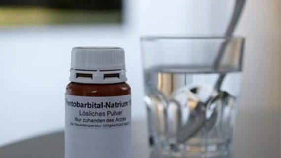 Natrium Pentobarbital in der Schweiz kaufen